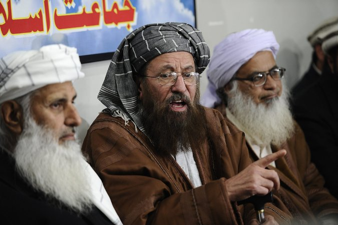 pakistan taliban peace talks 2
