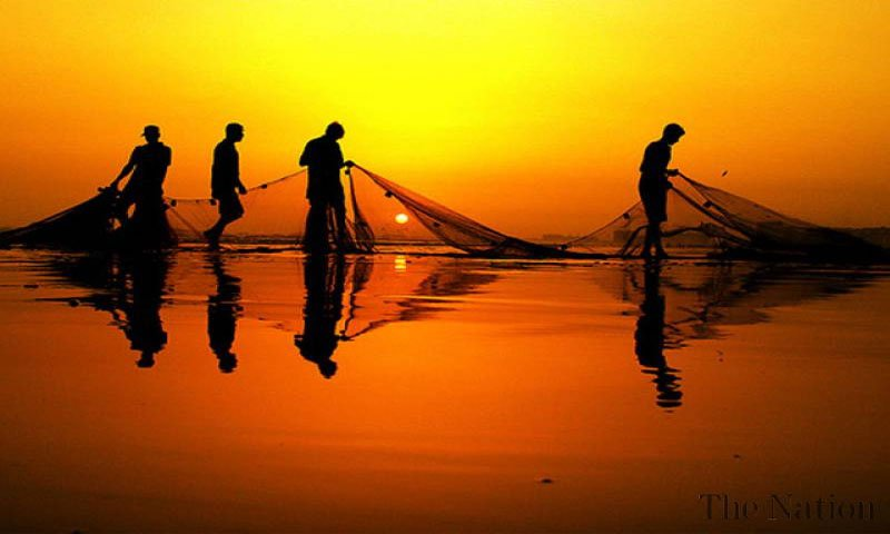 Indian-fisherman